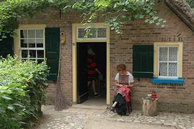 Openluchtmuseum Arnhem 23 juli 2006