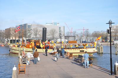 Amsterdam, Scheepvaartmuseum