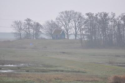 Schokland 4 maart 2012