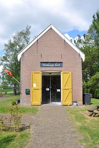 Gevangenismuseum Veenhuizen het oude slachthuis is thans een VVV kantoor