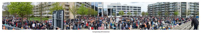 Koninginnedag Zoetermeer 2013