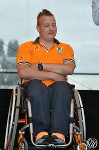 Mitchell Graauw , Tennisvereniging Zoetermeer