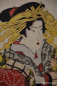 Geisha tentoonstelling