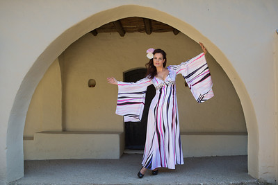 MUA, Model en Styling Nathalie De Winter