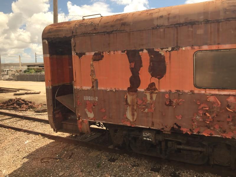 Fotograaf: Sylvia Muit, afgelopen juli gemaakt vanuit een amtrack trein van Miami naar Tampa