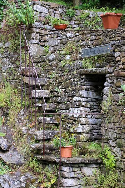 Fotograaf: Walt Bettonvil, Klooster waar de heilige Franciscus verbleef, nabij Cortona in Umbrië