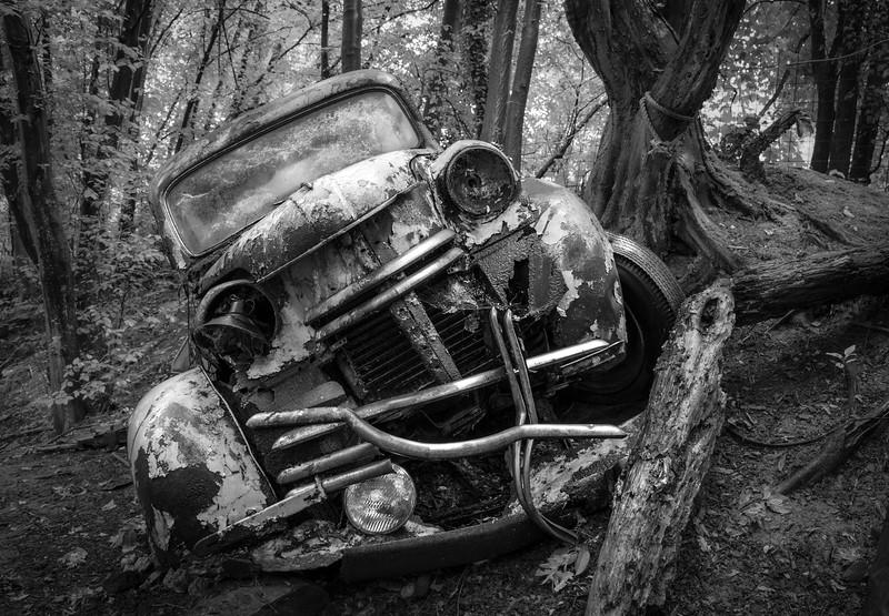 Fotograaf: Coen, Eens was ik een leuke en gewaardeerde auto.