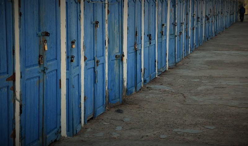 Fotograaf: Sandra Schimmelpennink, Vissersdorp Marokko