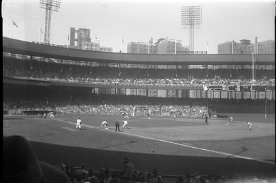 Early Mets game
