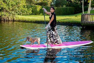 Poodle Paddle Companion