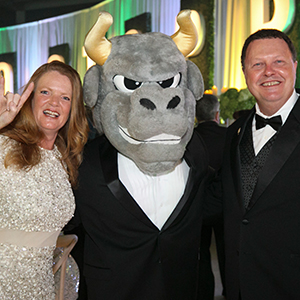 USF: Chris and Janese Dennis