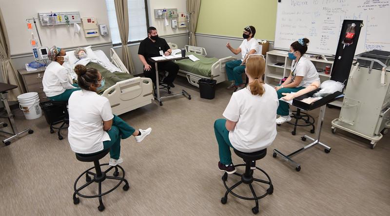Nursing Scholarships: USF Sarasota-Manatee campus