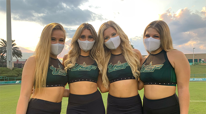 Help Send the USF Sun Dolls to Nationals!