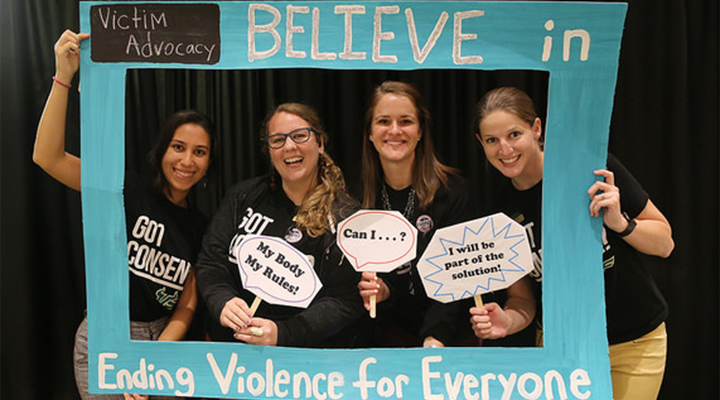 Victim Advocacy for USF Students, Staff & Faculty