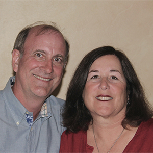 USF: Brad and Terry Holcombe