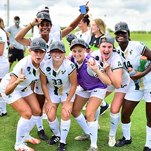 USF: A Stampede of Support for Women Athletes