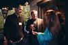 Matt Whitcomb, Steve Strandberg and Holly Brooks<br /> 2012 Park City Cocktail Reception with the U.S. Cross Country Ski Team<br /> October 16, 2012<br /> Photo: Sarah Brunson/USSA