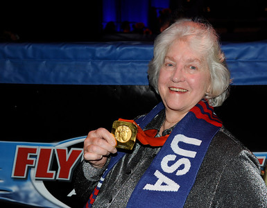 DB Johnson - New York Gold Medal Gala
