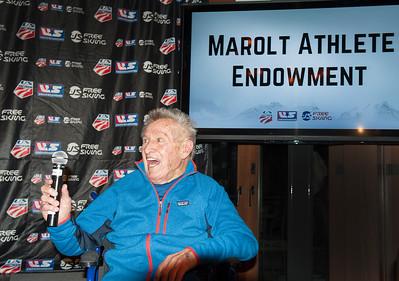 Marolt Athlete Endowment Presentation