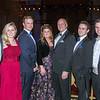 Maron Family, Brendan, Carlie, Micahel, Diane, Micahel, Patrick, Kyle Kristina Holy Name Founders Ball at Cipriani NY 12/2/17