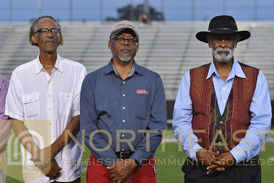 2018-10-04 FOUND 1968 Football Team Recognition on the Field