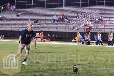 2018-10-04 FOUND Halftime Field Goal Contest