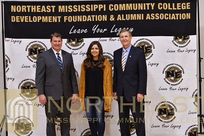 2019-02-07 FOUND Dr Marshall Hollis Family Pharmacy Scholarship Recognition