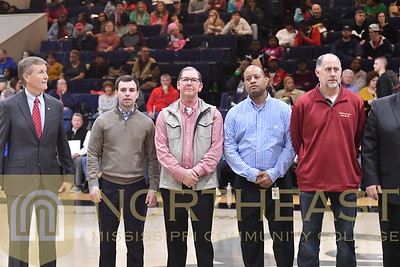 2019-02-21 FOUND Scholarship and Athletic All Star Recognition On Court