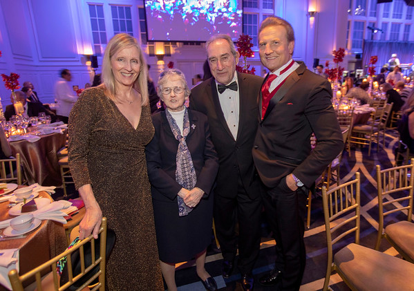 20191123 Holy Name Medical Center Foundation Founders Ball at the newly renovated Cipriani at South Street, New York, NY.  11/23/2019 Photo by Jeff Rhode