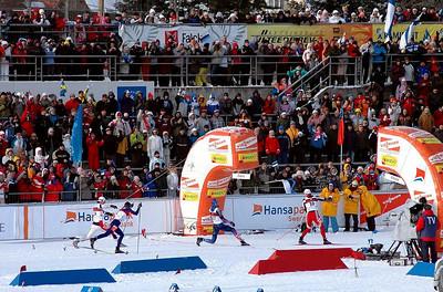 Crowds fill the stadium in Otepaeae, Estonia Photo Credit: Pete Vordenberg