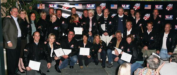 Alumni Recognition Banquet, March 2007