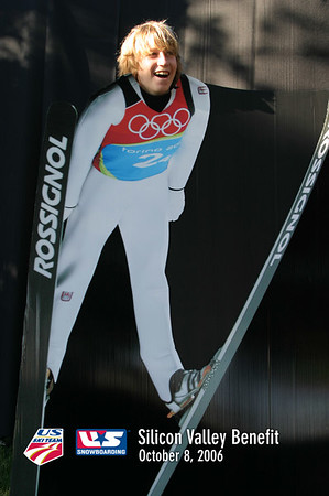 Silicon Valley Ski & Snowboard Benefit, Oct. 2006