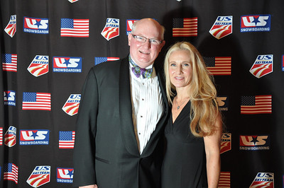 Tom Kelly, Donna Weinbrecht 2010 New York Ski and Snowboard Ball November 4, 2010 Hammerstein Ballroom, New York City, NY Photo: Katie Perhai/USSA