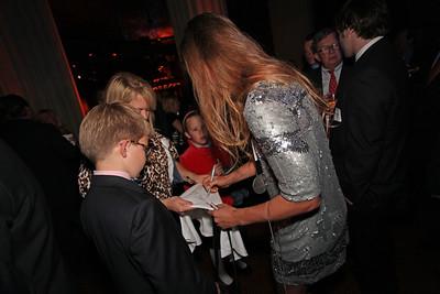 Resi Stiegler 2011 New York Gold Medal Gala. October 26, 2011 Photo: Sarah Ely/USSA