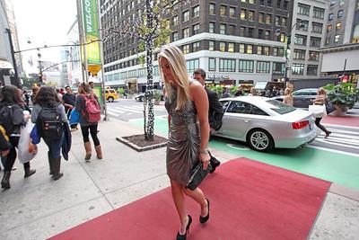 Lindsey Vonn 2011 New York Gold Medal Gala. October 26, 2011 Photo: Sarah Ely/USSA