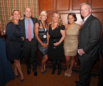 Andrew Judelson, Lindsey Jacobellis 2011 New York Gold Medal Gala. October 26, 2011 Photo: Sarah Ely/USSA