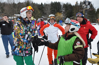 2012 Windham Mountain U.S. Ski Team Day Saturday, March 3, 2012 Photo: Jessica Miller/USSA
