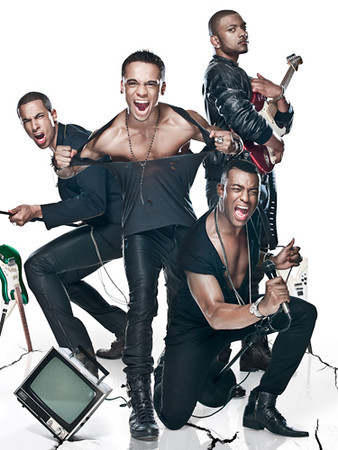 JLS photographed by John Wright