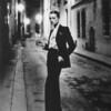 Helmut Newton - Vogue 1975 - The iconic Yves Saint Laurent ladies trouser suit