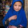 Young Shopper (Kashmir, India)