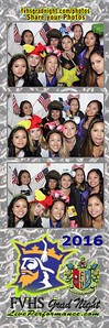 Fountain Valley Grad Night 6/8/16 - EYE Photo Booth Photo Strips
