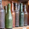 Old Bottles in Moab