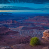 Dead Horse Point Almost Sunrise