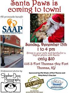 SAAP Santa Paws 2015