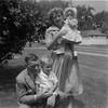 David and Rebecca with Grandma and Grandpa