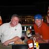 Paul and Daniel at Cheeseburger in Paradise in Lahaina