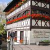 Paul in Strasbourg.  October 24, 2003