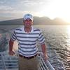 Daniel on the Ferry to Lanai