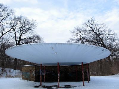 Abandoned Rest Facility