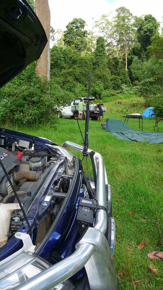 VIO POV Camera Setup